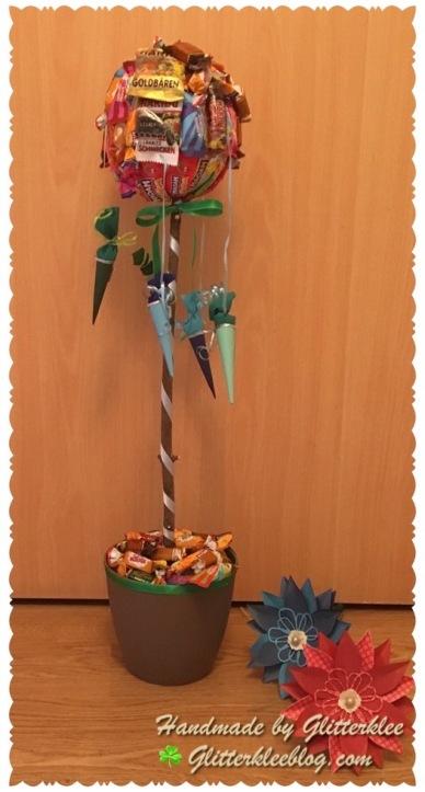 Süßigkeiten Baum Geschenkideen
