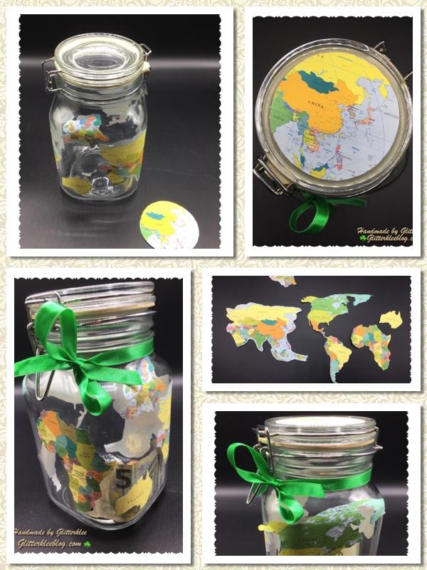 Reise Geldgeschenk Im Glas Diy Geschenkideen