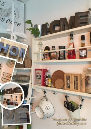 Dekoration Home Buchstaben