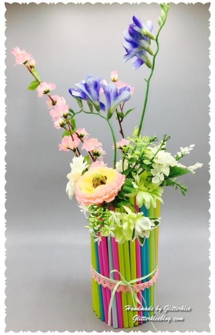 Einwegglas dekoriert-1