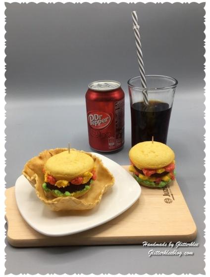 Hamburger -muffin