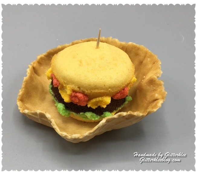Muffin Hamburger