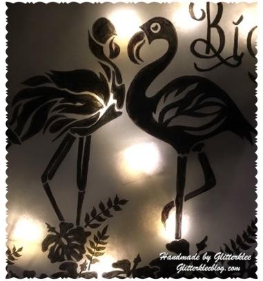 Flamingo Herz-1