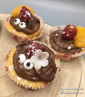 Cupcake dekoriert