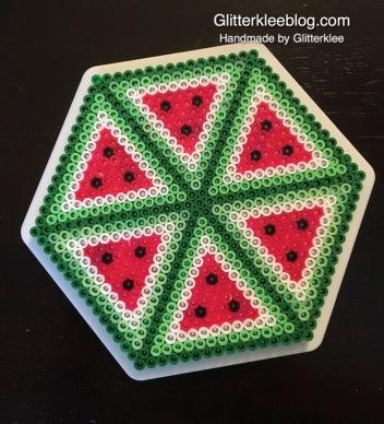 Melonen untersetzer