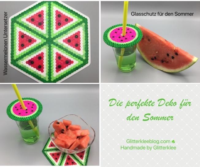 Wassermelone Glasschutz