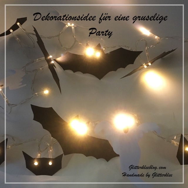 Instagram Halloween Lichterkette