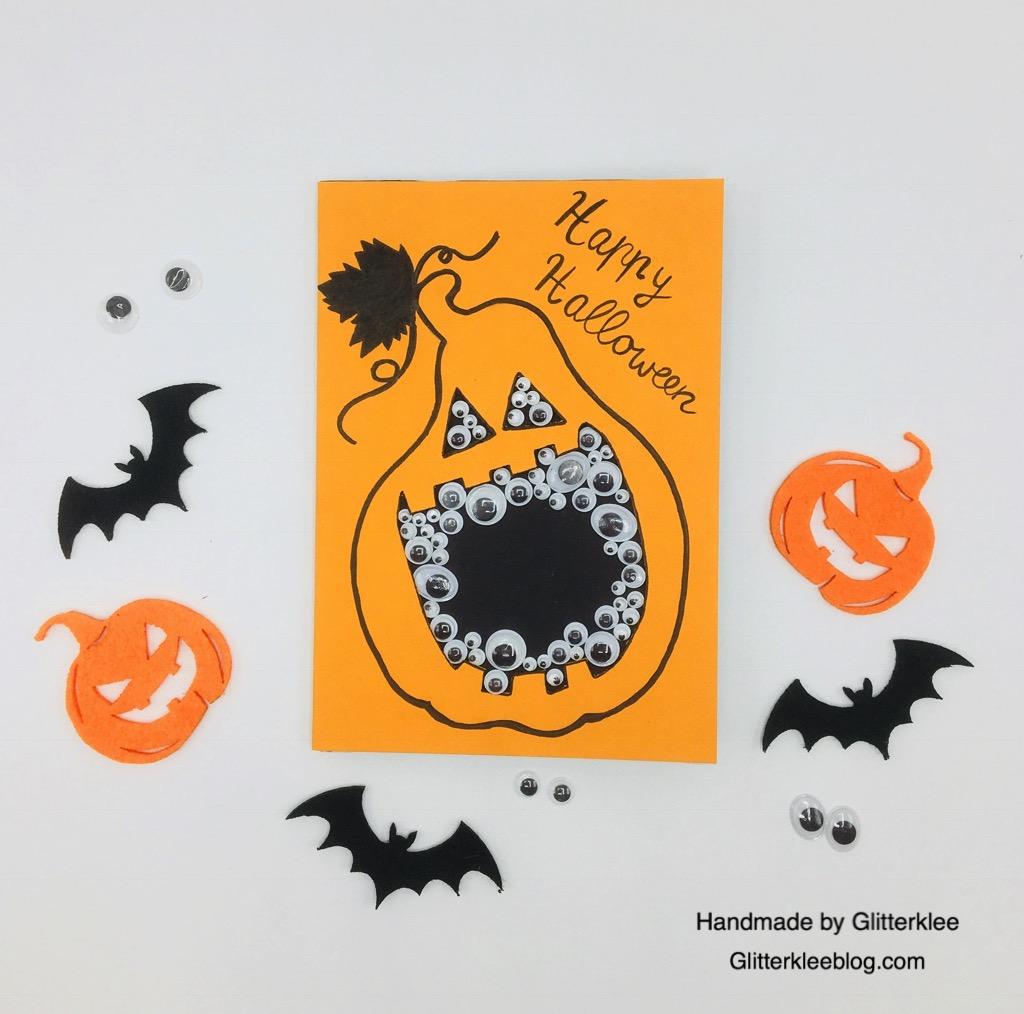 Halloween Karte verschicken