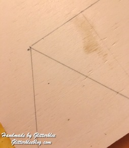 Dreiecke Fuss