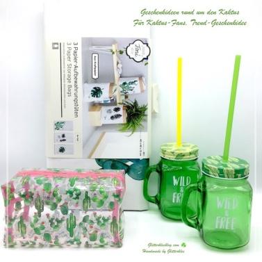 Geschenkidee Kaktus Instagram