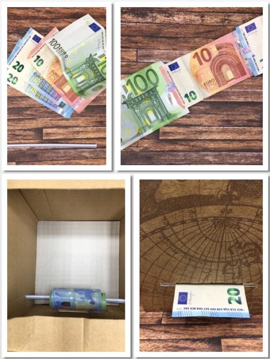 Gelddruckmaschine Anleitung