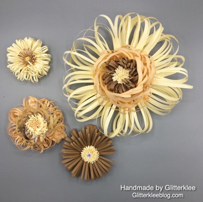 Blütenvarianten